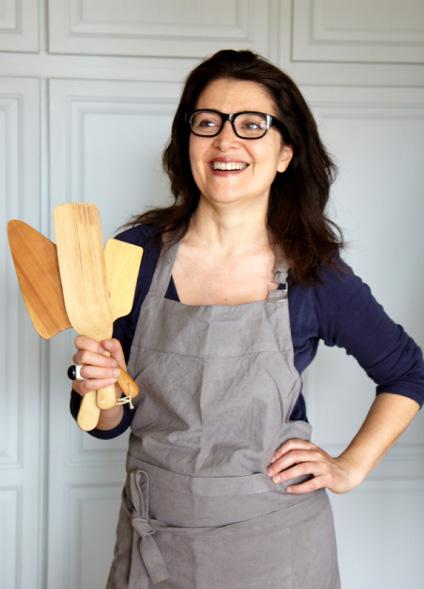 Portrait de Laura Zavan, auteur et styliste culinaire