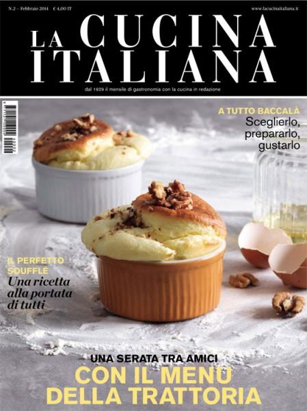 La Cucina Italiana de février 2014