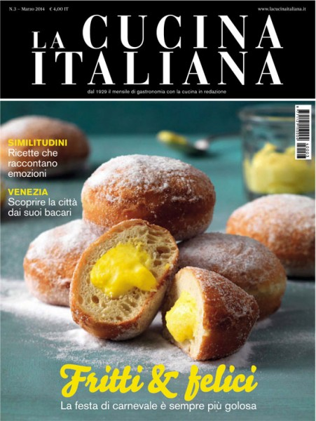 La Cucina Italiana de mars 2014