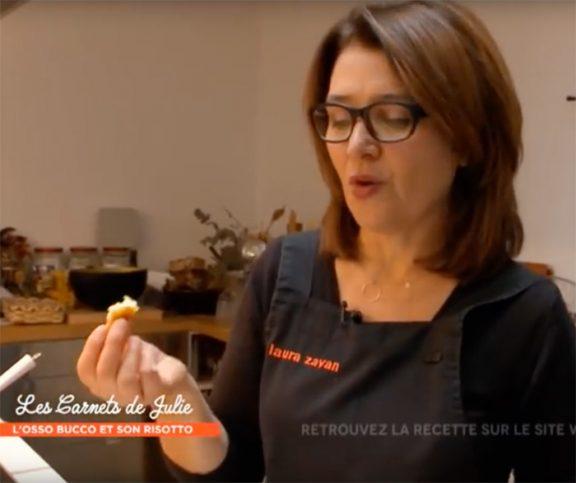 Ma recette d arancini dans les carnets de julie - La cuisine de julie france 3 ...