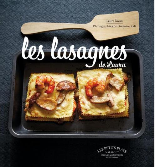 Les lasagnes de Laura, éditions Marabout