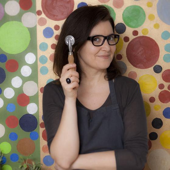 Laura Zavan, atelier ravioli