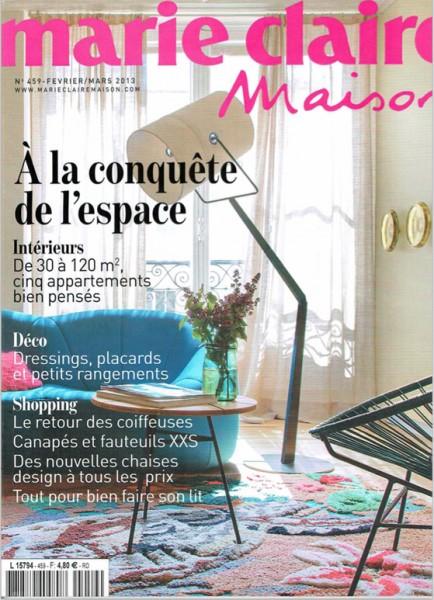 Couverture de Marie Claire Maison n°459