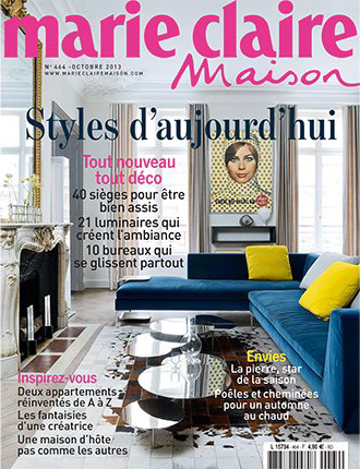Marie Claire Maison octobre 2013