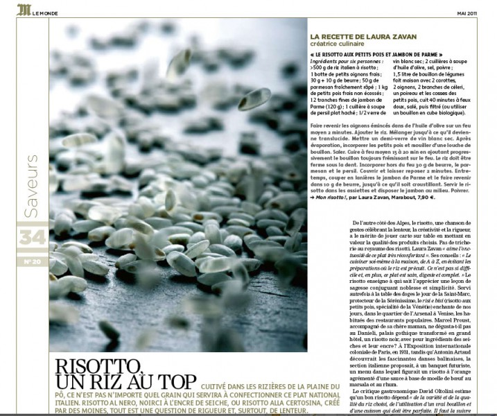 Venise les recettes culte laura zavan cuisine italienne - Livre cuisine marque culte ...