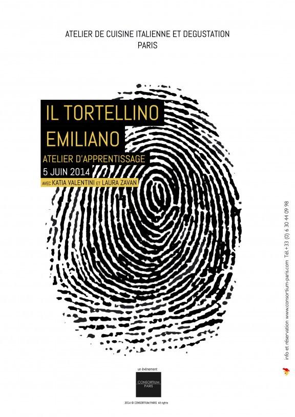 Invitation à l'atelier tortellini du 5 juin 2014