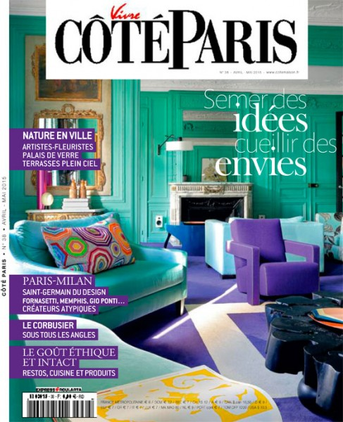Coté Paris de mai 2015