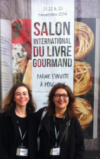 Laura Zavan et Emmanuelle Mourareau