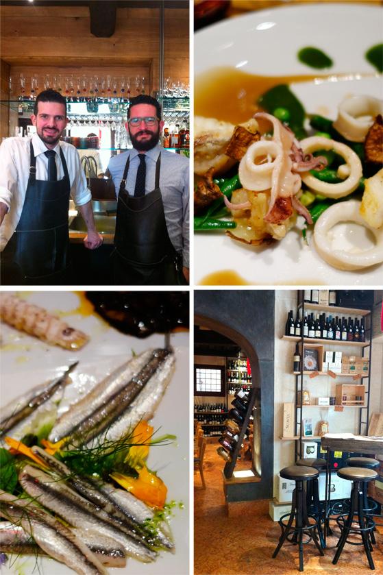 Restaurant Estro-Vino e Cucina- à Venise