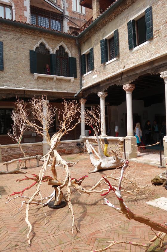 Expo à l'abbazia de San Gregorio