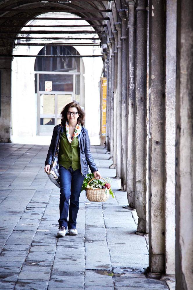 Laura Zavan à Venise