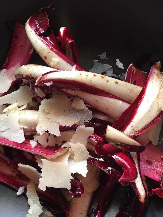 Salade de radicchio tardif de Trévise