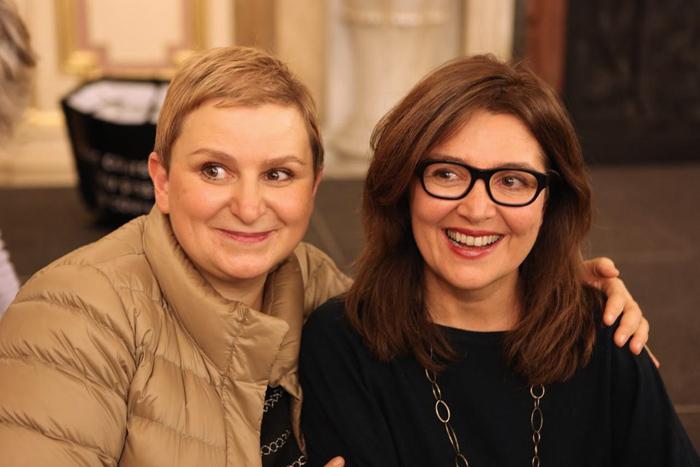 Laura Zavant et Sonia Ezgulian
