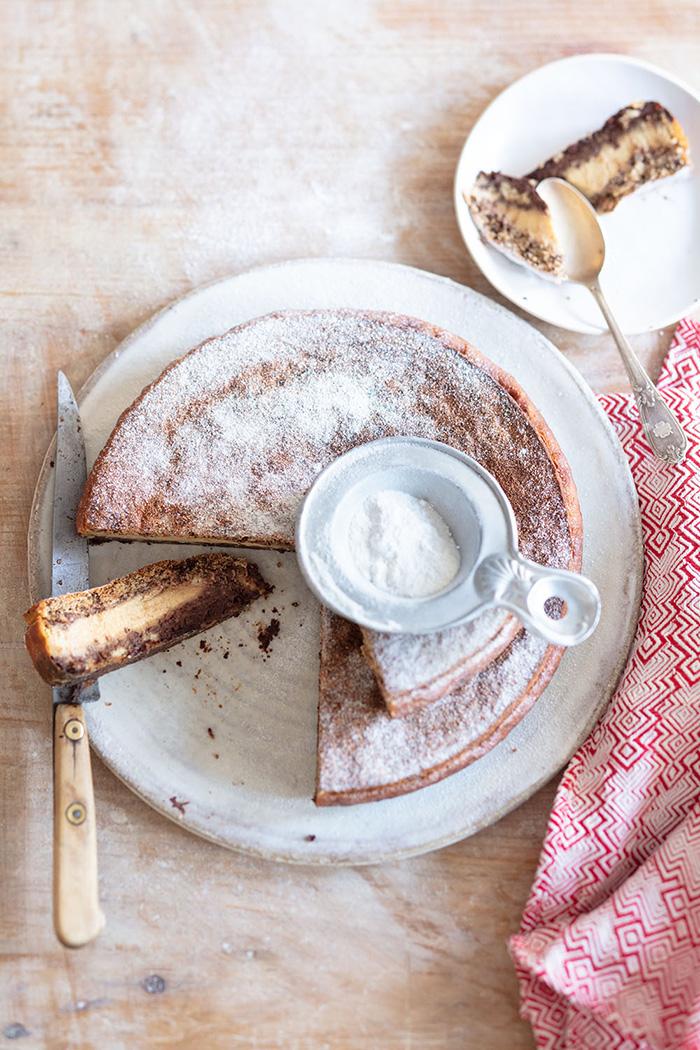 Gâteau crescionda, recette de Laura Zavan