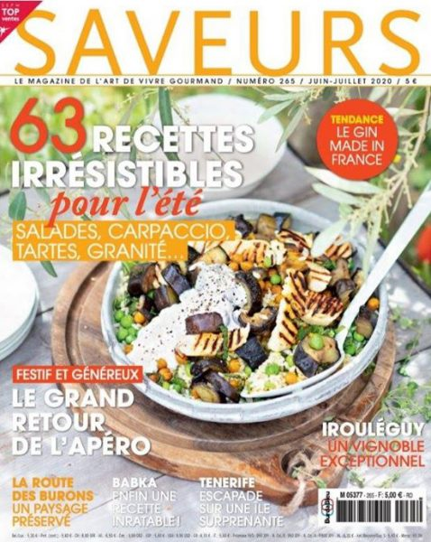 Saveurs magazine n°265