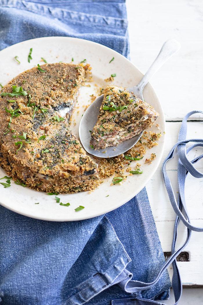 Tian de Sardines, recette de Laura Zavan